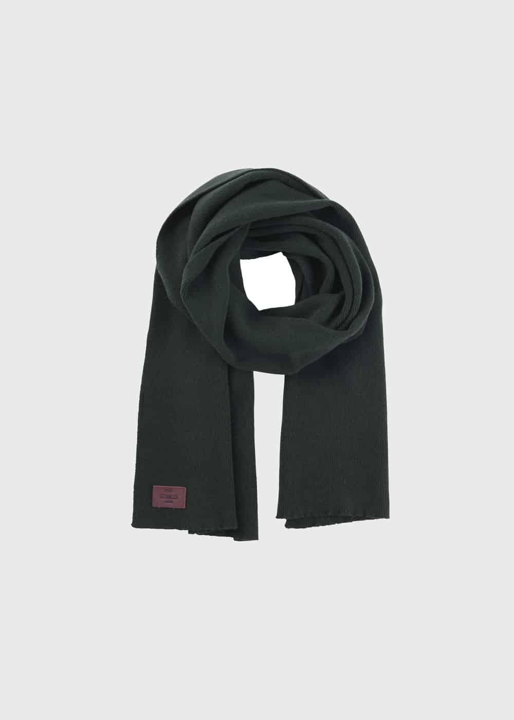 klitmoller scarf olive