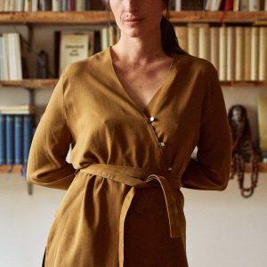 zora blouse