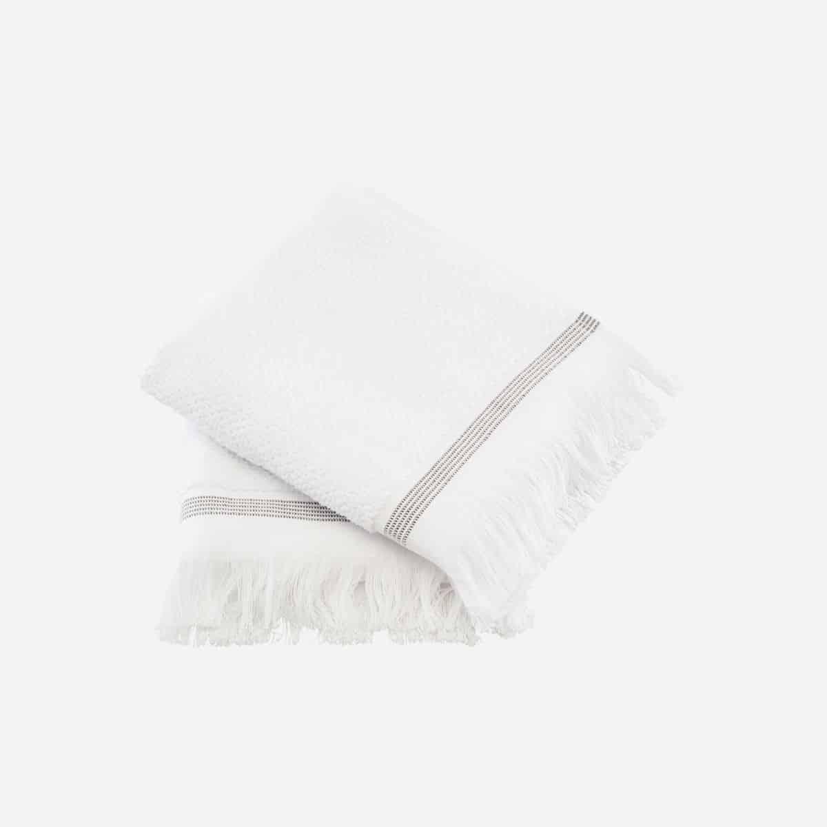 biologisch katoen handdoek