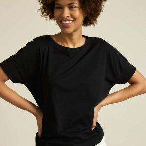 zwart shirt lanius