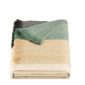 greyhaus alpaca loca sjaals streep