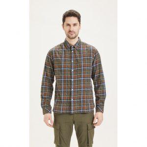 flanel hemd knowledge cotton apparel